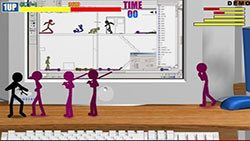 Stickman Fight Game 3