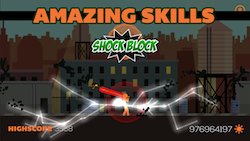 Stick Fight Game action